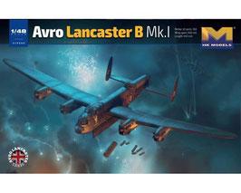 Lancaster Mk I 1/48 HK Models