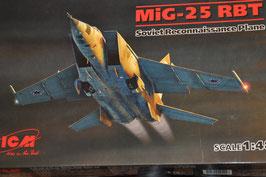 MIG 25 RBT ICM  1/48