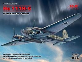 HE 111H-6 ICM  1/48