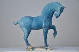 Tang Pferd, Keramik