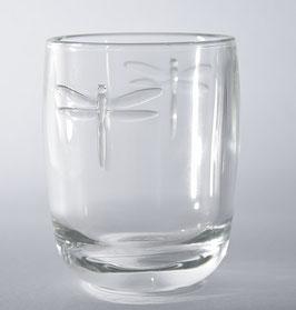 Wasserglas Libelle 2 Stck