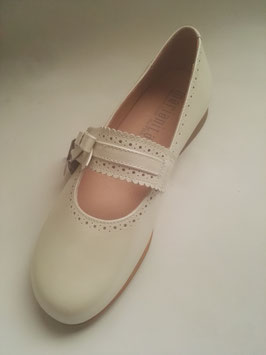 21CM Zapato Piel Comunion Niña Tallas: 34-37