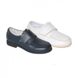 15CM  Zapato Comunion Velcro Tallas 33-40