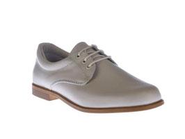 10CM Zapato Comunión Piel Cordones Tallas: 35-38