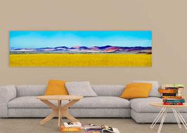 "Foto-Leinwand ""Namibische Steppe"""