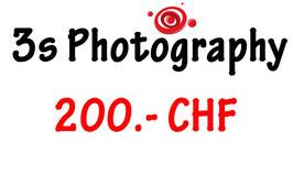 Voucher 200.- CHF