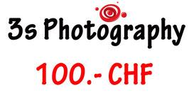 Voucher 100.- CHF