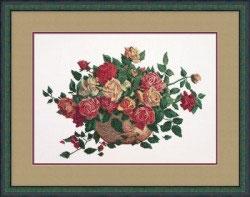 Vaas rozen