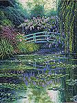 Monet's Japanse Brug