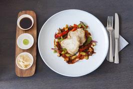 Plat du Jour - das Mittagessen in der Brasserie