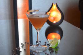 DAMENGEDECK - Cocktail und Valrhona Schokoladen Selection