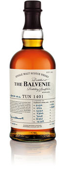 The Balvenie TUN 1401 Batch No.8 - 0,7L , 50,2% Vol.