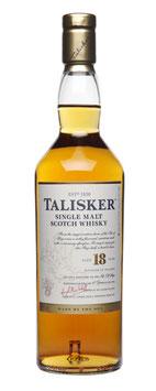Talisker 18 Jahre (Islay) Alk. 45.8% , Inhalt 0.7L