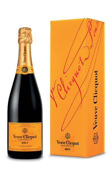 Veuve Clicquot Brut Yellow Label - 12% Vol., 0,75 Liter