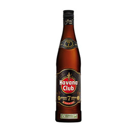 Havana Club Rum 7 Jahre 0,7l / 40%