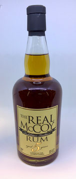 The Real McCoy 5 YO - 0,7l, 40% Vol.
