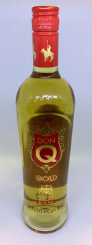 Don Q Gold - 0,7l, 40% Vol.
