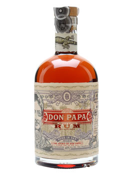 Don Papa Rum 40% Vol., 700 ml