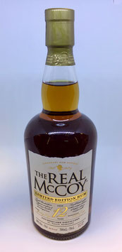 The Real McCoy 12 YO Limited Edition Madeira Cask - 0,7l, 46% Vol.