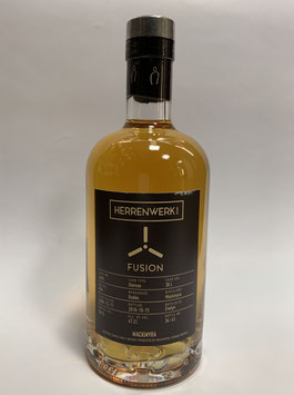 HERRENWERK Fusion Single Cask by MACKMYRA – 47,2% Vol., 0,5l