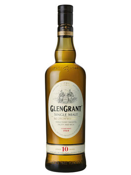 GLEN GRANT 10 Years Old - 0,7L , 40% Vol.