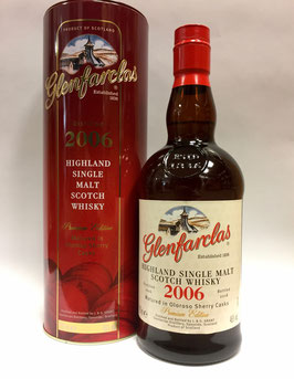 Glenfarclas Premium Edition 2006 ⎪0,7L, 46% Vol.
