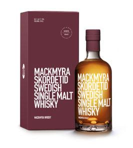 Mackmyra SKÖRDETID - 0,7L, 46,1 Vol.%