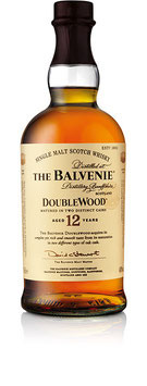 The Balvenie Double Wood 12 Jahre - 0,7L , 40% Vol.