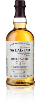 The Balvenie Single Barrel 12 Jahre - 0,7L , 47,8% Vol.