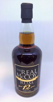 The Real McCoy 12 YO - 0,7l, 40% Vol.