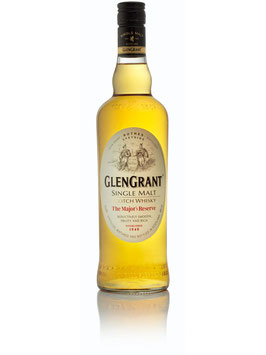 GLEN GRANT The Major's Reserve - 0,7L , 40% Vol.