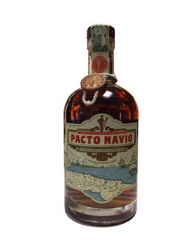 Havana Club Pacto Navio - 40% Vol., 0,7 Liter