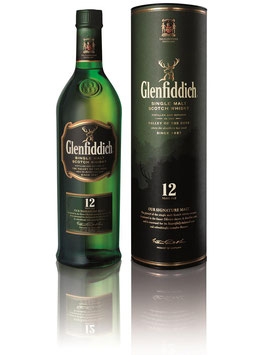 GLENFIDDICH 12 Years Old - 0,7L , 40% Vol.