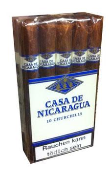 Casa de Nicaragua Churchill 10er