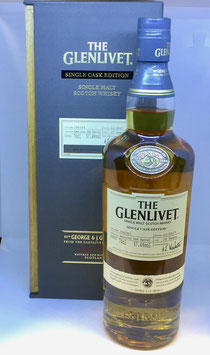 The Glenlivet Single Cask Edition #100103 - 0,7l, 57,4% Vol.