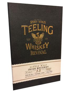 Teeling Revival 13 Jahre Calvados Casks - 0,7L, 46% Vol.