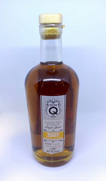 Don Q Single Barrel 2007 - 0,7l, 40% Vol.