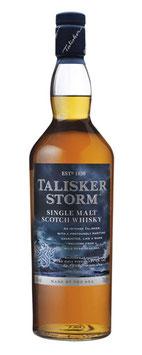 Talisker Storm (Islay) Alk. 45.8% , Inhalt 0.7L
