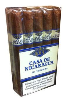 Casa de Nicaragua Corona 10er