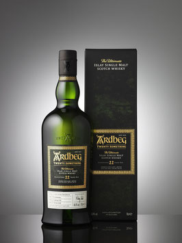 ARDBEG TWENTY SOMETHING – 22 YEARS OLD - 0,7l, 46,4% Vol.