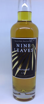 Nine Leaves Encrypted - 0,7l, 48% Vol.