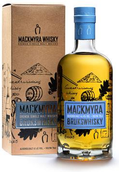 Mackmyra Brukswhisky 0,7L , 41,4% Vol.