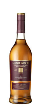 Glenmorangie: The Lasanta - 0,7L , 43% Vol.