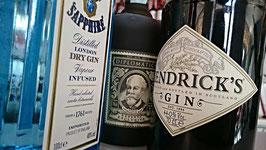Gin, es muss nicht immer Wacholder sein ! 17. November 2016