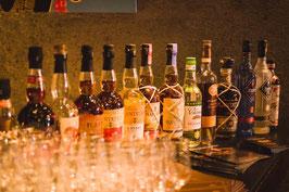 03. Mai 2018 - Crossover Tasting (Rum, Cognac, Gin)