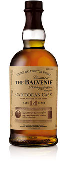 The Balvenie Caribbean Cask 14 Jahre - 0,7L , 43% Vol.