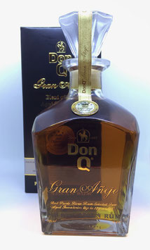 Don Q Gran Anejo - 0,7l, 40% Vol.