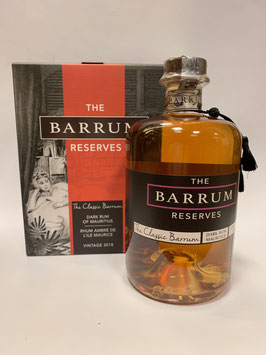 The Barrum Reserves - 0,7l, 40% Vol.