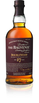 The Balvenie Double Wood 17 Jahre - 0,7L , 43% Vol.