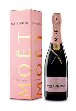 Moët & Chandon Rosé Impérial - 12% Vol., 0,75 Liter